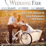 TRANSILVANIA WEDDING FAIR, Sala Polivalentă din Cluj, 22-24 ianuraie 2016