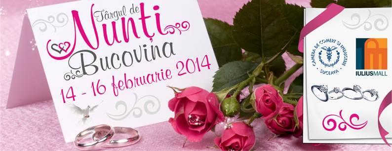 Targ de nunti Suceava 2014
