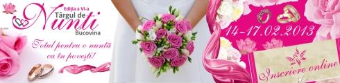 Targul de nunti Bucovina | Targ de nunta Suceava 2013