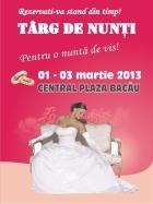 Targ de nunti Bacau 2013 | Targuri nunti Expo Bacau