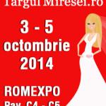 Targul de Nunti Ghidul Miresei Octombrie 2014 – editia de toamna, Romexpo – Bucuresti