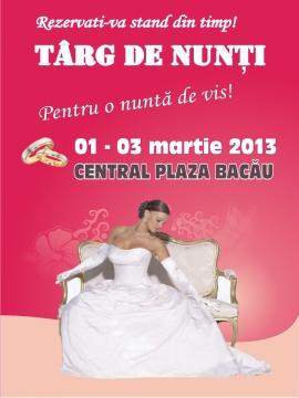 Targuri nunti Expo Bacau 2013