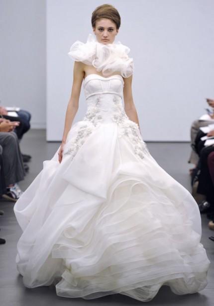 Rochie de mireasa Vera Wang 2013