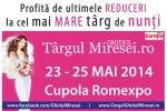 Targul de nunti Ghidul Miresei, 23-25 Mai 2014, Cupola Romexpo Bucuresti